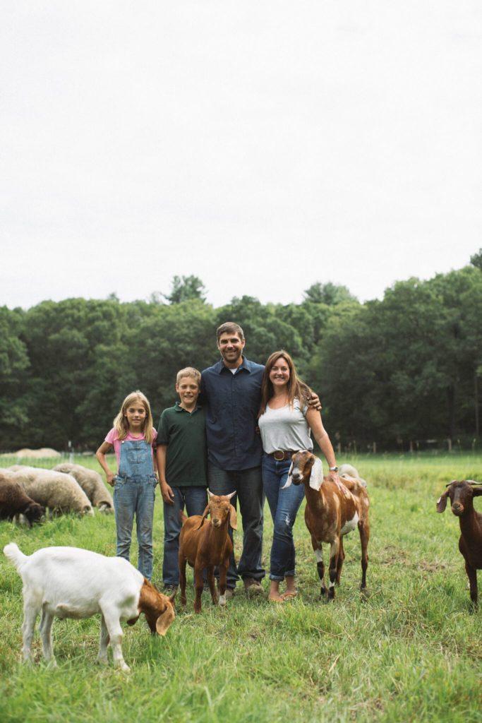 Diana Rodgers Family Photo