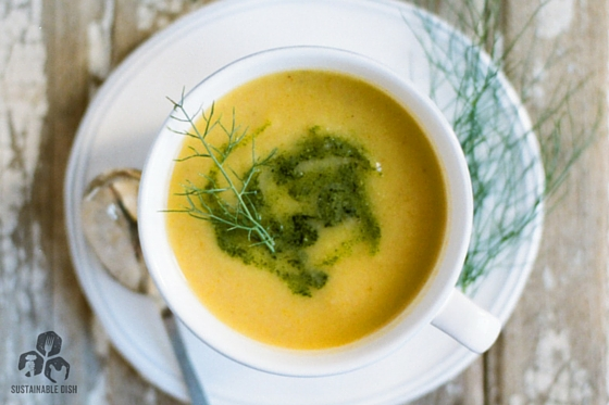 Summer Bounty Soup