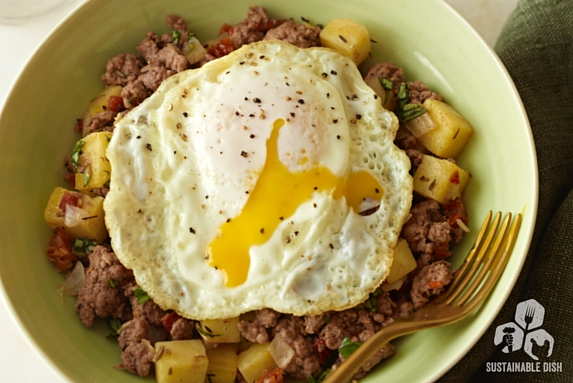 Paleo lunches and breakfasts on the go sustainable dish paleo tuscan hash malvernweather