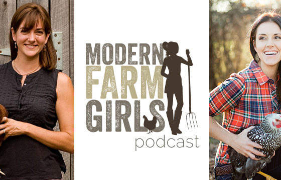 Modern Farm Girls: Episode 3 – Farmer Tans Calendar, Ornery Animals, and Listener Questions