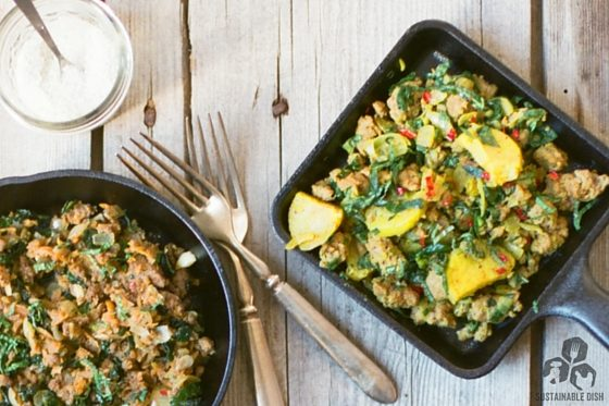 Curry Hash – The Homegrown Paleo Cookbook