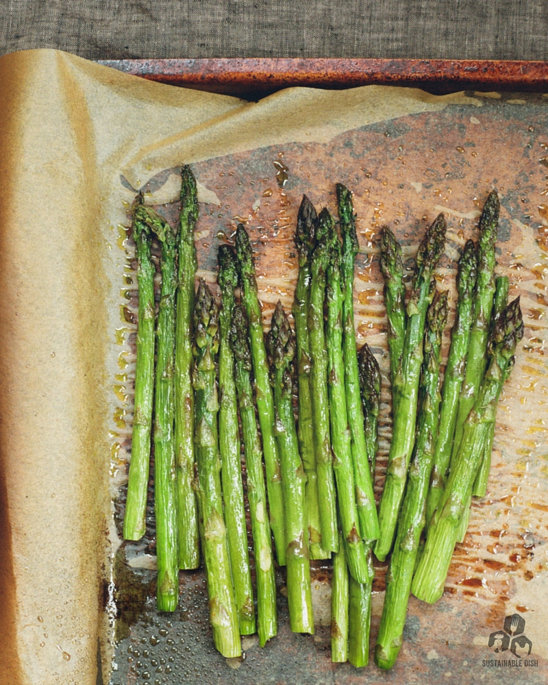 roasted asparagus diana rodgers