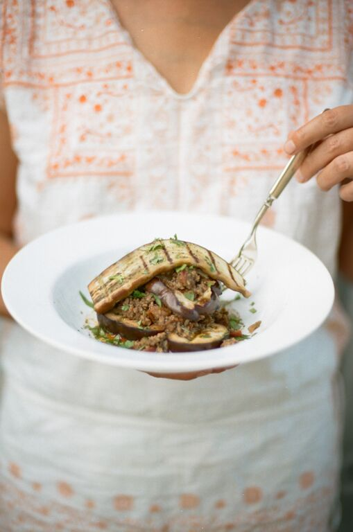 eggplant-dish
