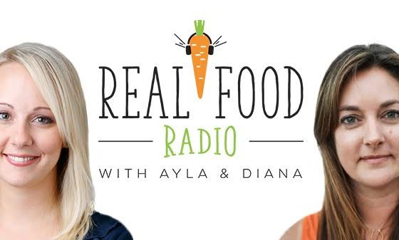 "Real Food Radio Episode 008: The RFR Approach to ""What I Ate Wednesday"""