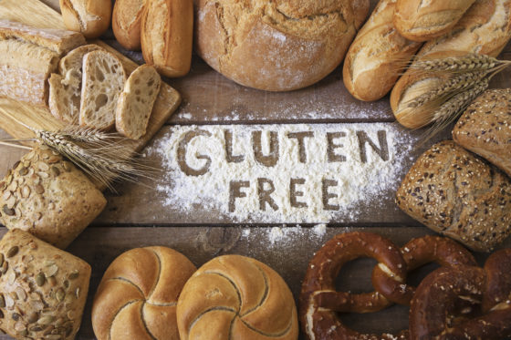 New Study: Gluten Causes Weight Gain