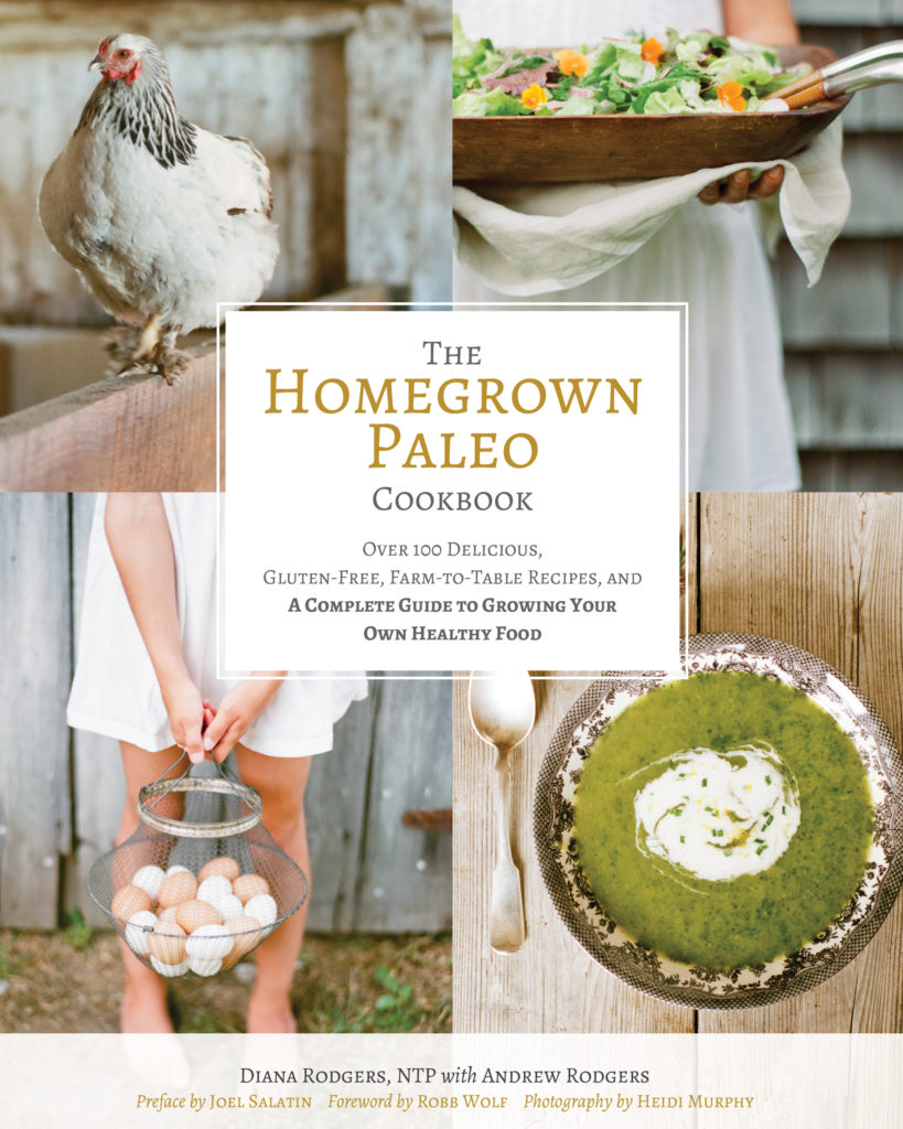 how to grow food free book
