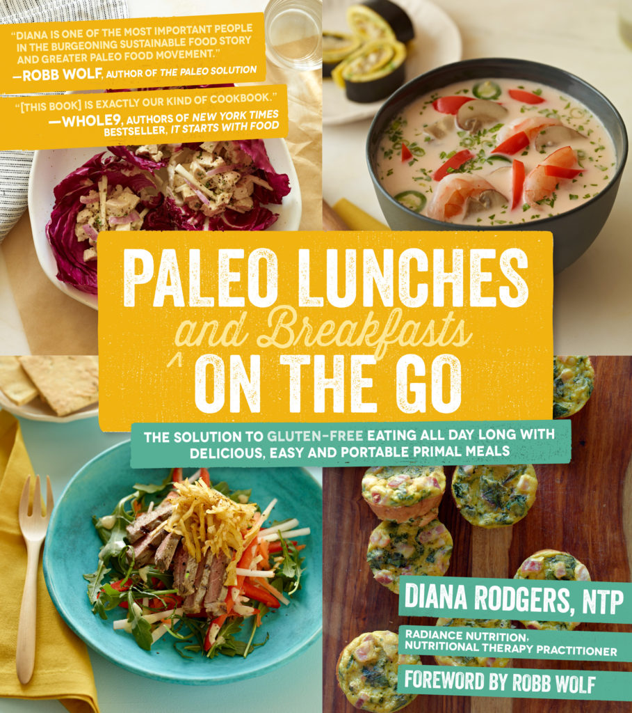 Paleo Lunches Cover