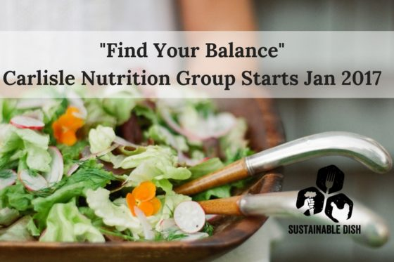 Find Your Balance 2017 – Carlisle Nutrition Support Group