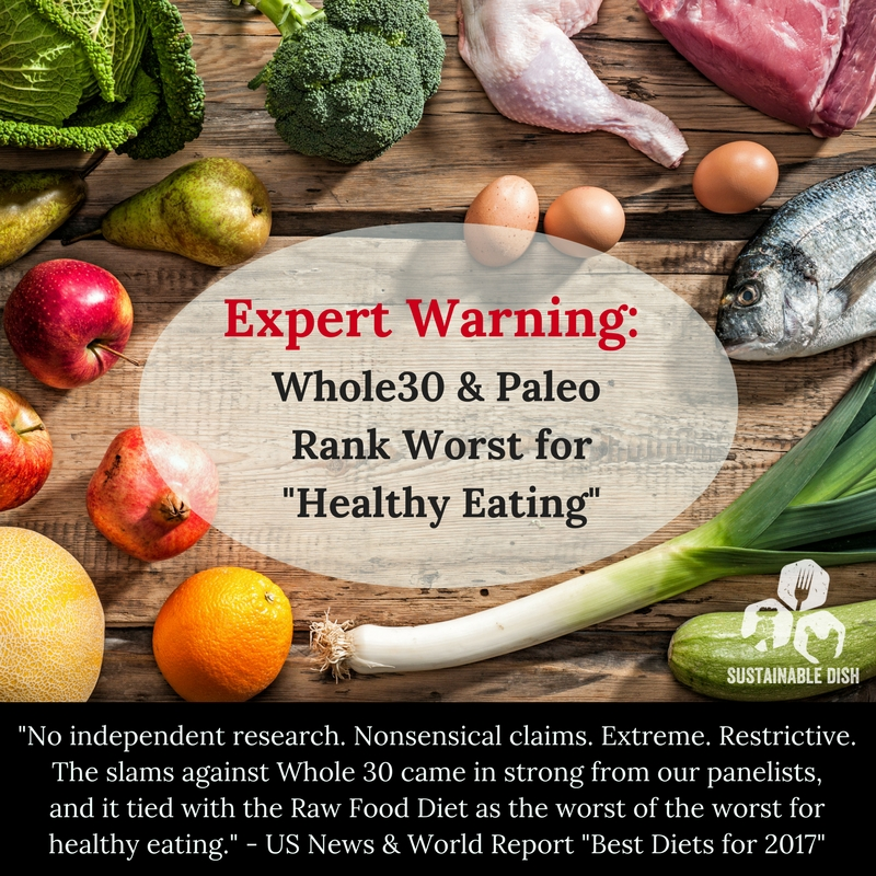 In defense of real food a paleo whole30 dietitian responds to us in defense of real food a paleo whole30 dietitian responds to us news world reports best diets of 2017 malvernweather Image collections