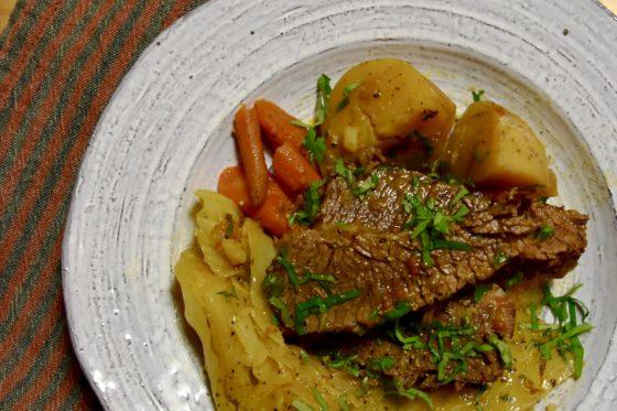 Instant Pot Irish Dinner