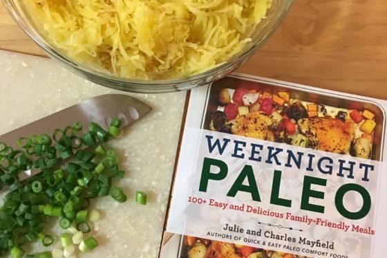 Spaghetti Squash Fritters – Weeknight Paleo