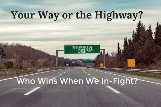 Is it Your Way or the Highway? Who Wins When We In-Fight?