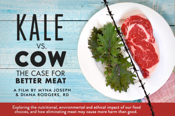 Update: Kale vs. Cow Takes Off!