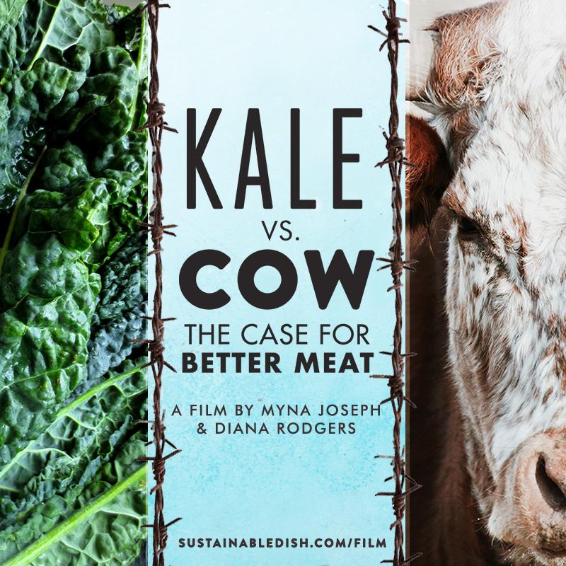 Kale vs Cow