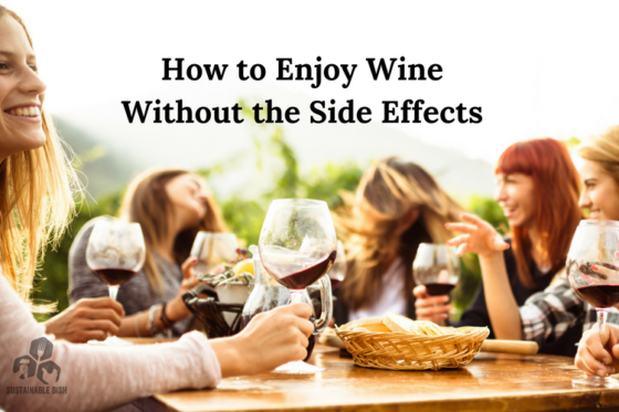 Wine Without the Side Effects